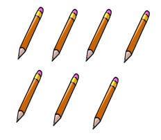 jumlah pensil