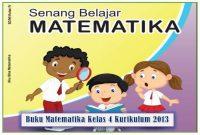 buku matematika kelas 4 kurikulum 2013 revisi 2018