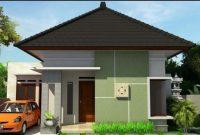 gambar atap rumah segitiga