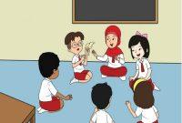 soal tematik kelas 1 tema 1 subtema 2